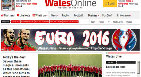 Pressestimmen zu Portugal – Wales am 6./7.07.2016 ** EM Halbfinale ** Update nach dem Spiel