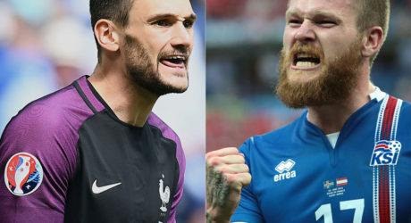 ZDF Livestream heute ** 5:2 ** Frankreich – Island im EM-Viertelfinale