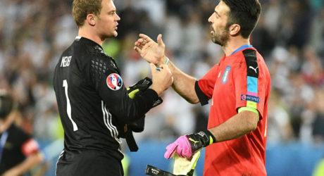 Video Elfmeterschießen gestern * 18 Elfmeter Italien – Deutschland im EM-Halbfinale – Alle Torschützen (Update)