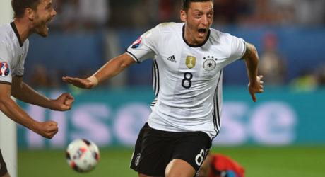 Man of the Match: Mesut Özil und Antoine Griezman