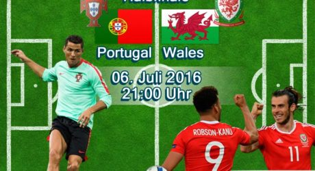liveticker portugal wales