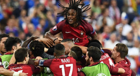 Fußball heute EM 2016 Ergebnis ** 1:0 Portugal ist Europameister ** Finale Portugal – Frankreich