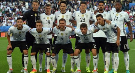 Aufstellung heute ** Länderspiel Deutschland – Tschechien