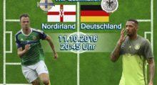 Wett-Tipps & Wettquoten Deutschland gegen Nordirland * Wie spielt Deutschland heute?
