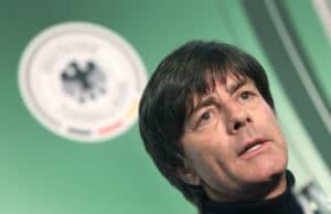 Bundestrainer Jogi Löw hat heute bei der Kaderauswahl wieder die Qual der Wahl. / AFP PHOTO / DANIEL ROLAND