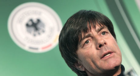 Bundestrainer Joachim Löw im Interview
