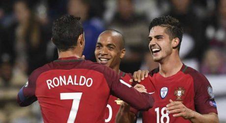 Fußball RTL nitro Ergebnisse: 3:0 Portugal gegen Ungarn – der Europameister in der WM 2018 Quali