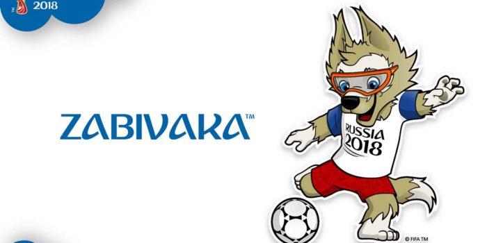 WM 2018 Maskottchen Zabivaka enthüllt