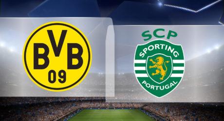 ZDF Livestream heute:  Dortmund gegen Lissabon live im Fernsehen * Aufstellung heute