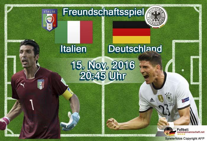 italien deutschland live