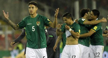 WM 2018 Qualifikation: Bolivien verliert vier Punkte