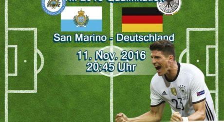 RTL Live Stream heute – Länderspiel San Marino – Deutschland 0:8