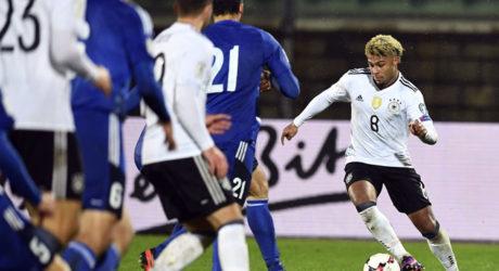 Länderspiel Liveticker Fußball heute Abend 8:0 *** Aufstellung Deutschland gegen San Marino