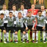 Aufstellung Länderspiele Deutschland 2016