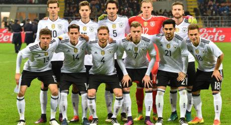 FIFA-Weltrangliste: Deutschland nur noch Dritter
