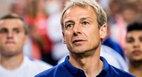 Trotz Power aus der Bundesliga – Jürgen Klinsmann unter Druck