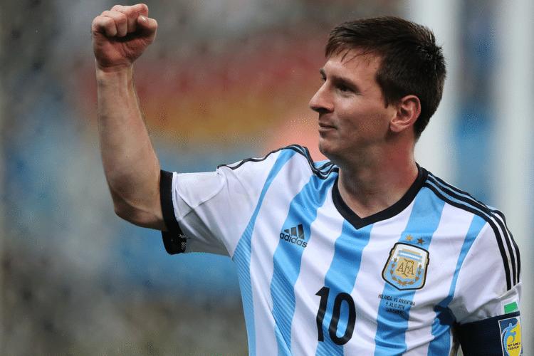 Lionel Messi ebnet den Weg zur WM 2018 nach Russland mit einem Hattrick - 3 Tore gegen Equador und Platz 3 in der Südamerika-Qualifikation. Bildquelle: AGIF – 204023941 / Shutterstock.com