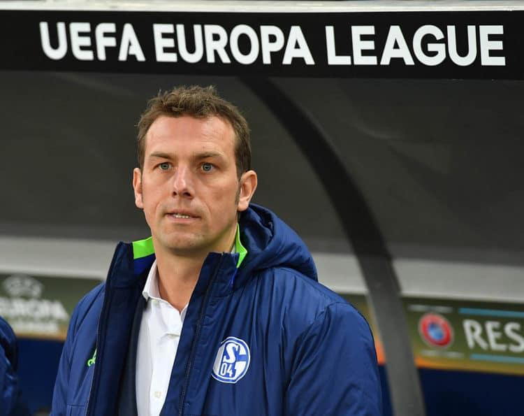 Markus Weinzierl, Trainer des FC Schalke 04 in der Saison 2016-2017 (Foto AFP)