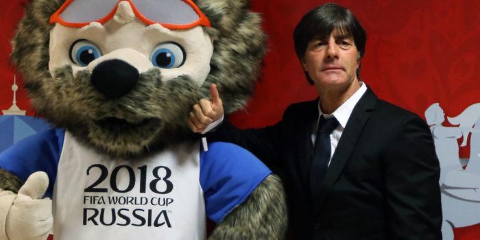 Die WM 2018 Gruppenauslosung in Russland