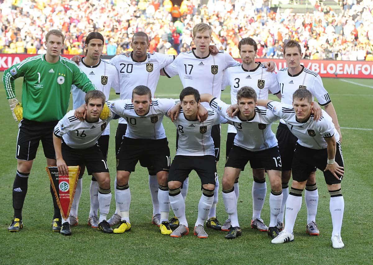 Wm Halbfinale 2010