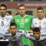 Bernd Leno DFB Trikot 2021