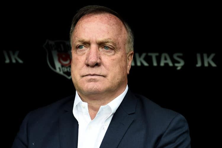 Neuer Trainer von Holland:  Dick Advocaat soll die Niederlande zur WM 2018 bringen!  / AFP PHOTO / OZAN KOSE