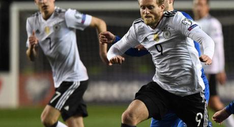 Vorschau: WM-Quali Gruppe C – Deutschland – Aserbaidschan
