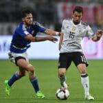 Amin Younes DFB Trikot 2021