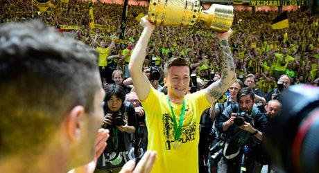 Rückblick: DAS DFB-Pokalfinale 2017: Borussia Dortmund – Eintracht Frankfurt
