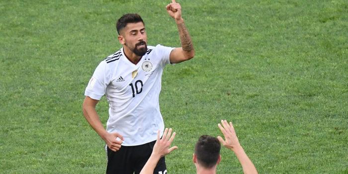 FIFA-Weltrangliste: Deutschland wieder vorne