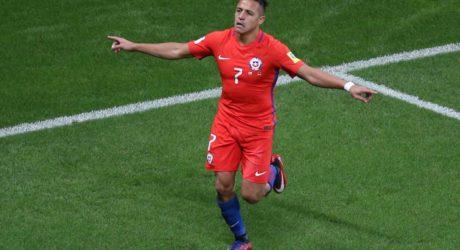 Fussball heute Abend: Confed-Cup Chile – Australien