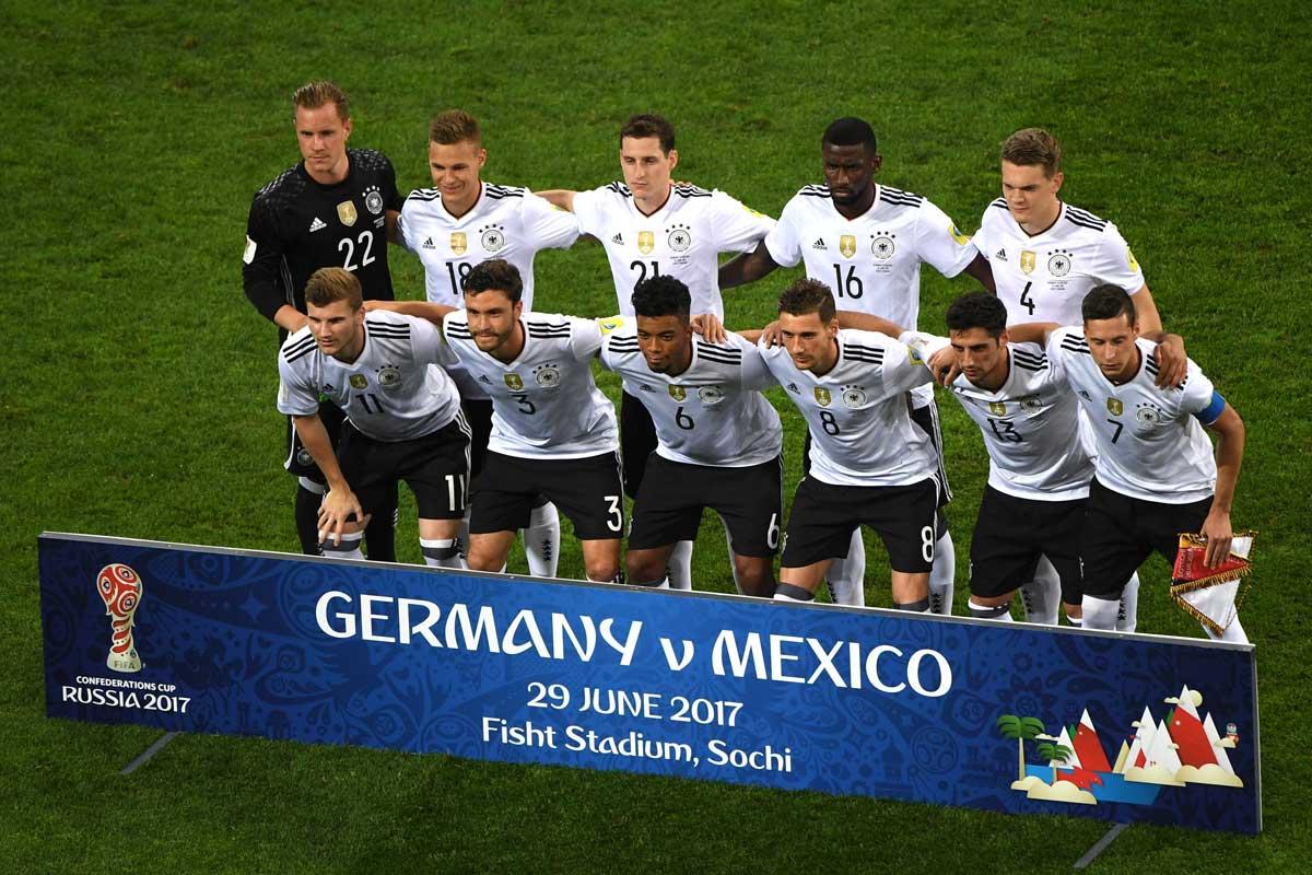 Deutschland Mexiko Ergebnis