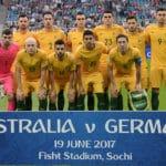 Australische Fußballnationalmannschaft