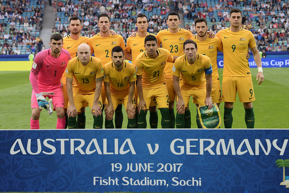 nationalmannschaft australien