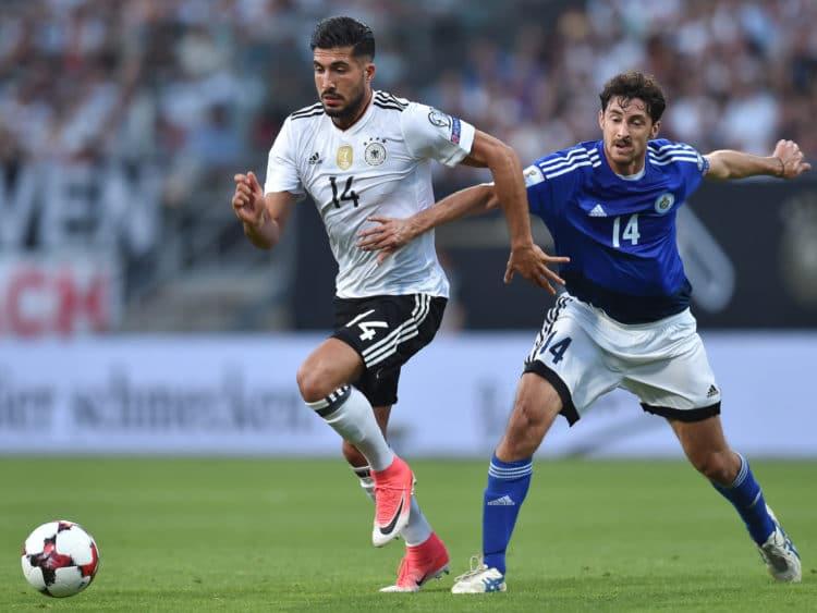 Klarer Pflichtsieg für Löw-Auswahl gegen San Marino
