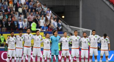Fussball heute Abend: Confed-Cup Mexiko – Neuseeland