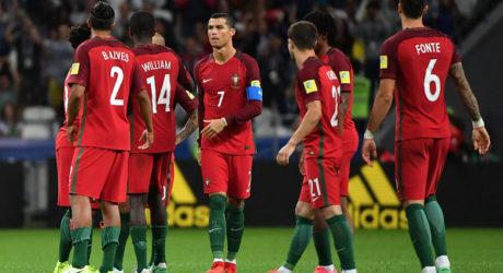 Fussball heute Ergebnis: Confed-Cup Portugal – Mexiko 2:1