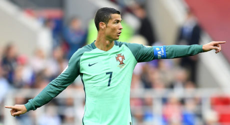 Fussball heute Abend: Confed-Cup Portugal – Neuseeland