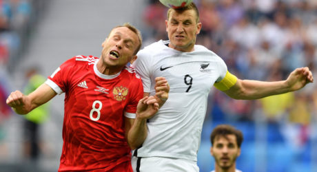 Fussball heute Abend: Confed-Cup Mexiko – Russland