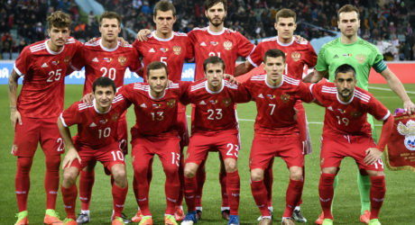 Fussball heute Abend Ergebnisse: Confed Cup Eröffnungsspiel * 1:0 Russland gegen Neuseeland