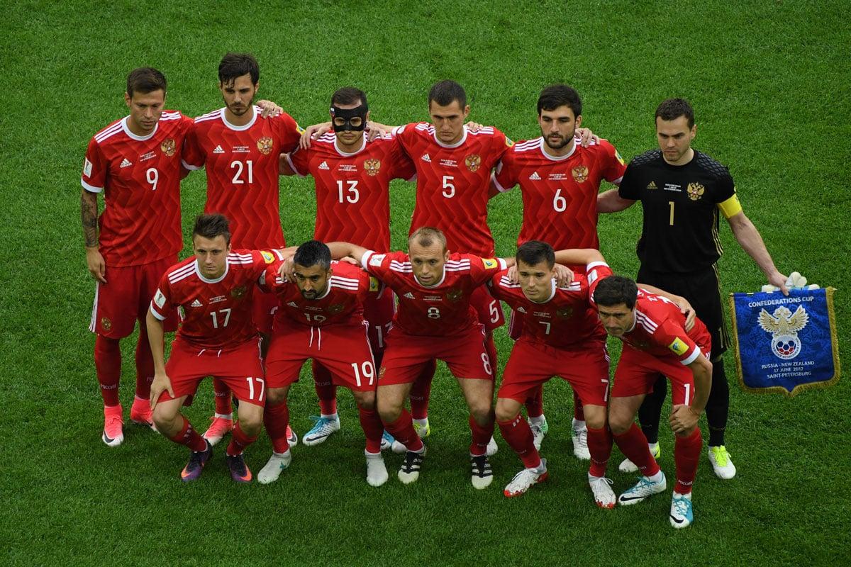 fußball russland live