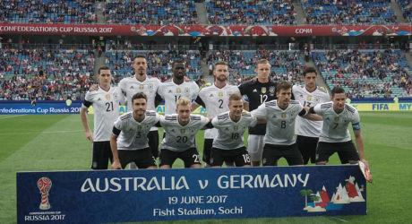 Aufstellung heute: Länderspiel Deutschland – Chile