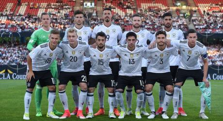 Aufstellungen heute: Länderspiel Australien – Deutschland beim Confed Cup***Update***