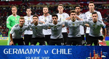 Liveticker Länderspiel heute Deutschland gegen Chile 1:1 * Update