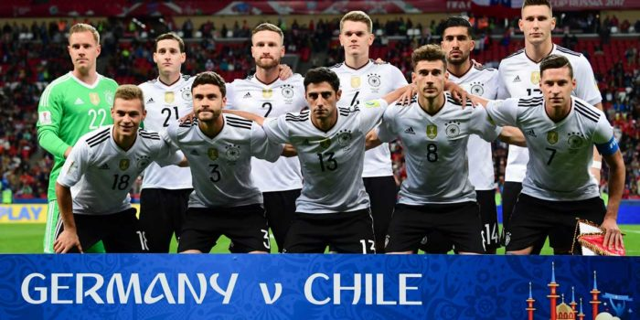Fussball heute Abend: Confed-Cup Kamerun – Deutschland