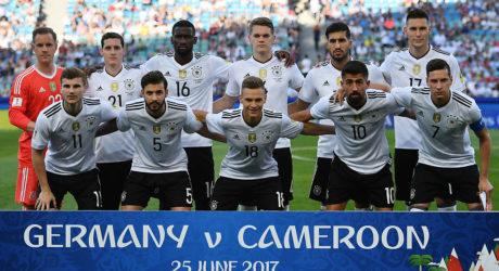 Aufstellung heute Update: Länderspiel Deutschland – Mexiko