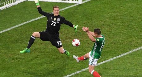 Fussball heute ** Confed-Cup Finale 0:1 Chile – Deutschland ** ZDF live