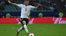 Spielbericht: WM-Quali Gruppe C – Deutschland – Norwegen 6:0