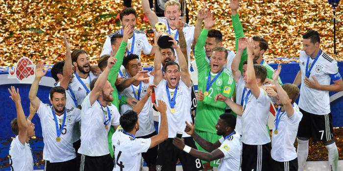 Spielbericht: Finale Confed-Cup Deutschland – Chile