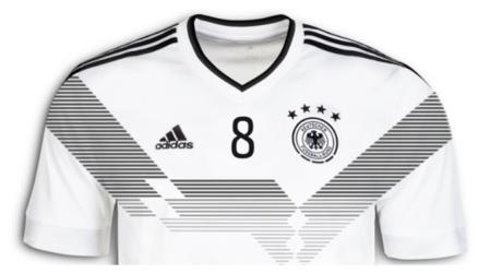 Wie sieht das neue Deutschlandtrikot für die WM 2018 aus?